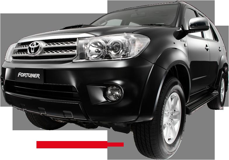 Toyota Fortuner 2010 2009 model lineup includes 5 models: