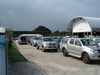 Soni Motors is Thailand's top exporters of 4x4 vehicles