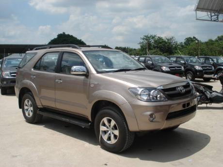 Vigo based SUV at Thailand's and Dubai's top new and used Toyota Vigo