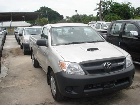 Thailand's top Toyota new and used Hilux Vigo dealer Soni Motors