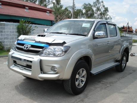 new Toyota Hilux Vigo Double Cab at Thailand's top Toyota Hilux Vigo dealer