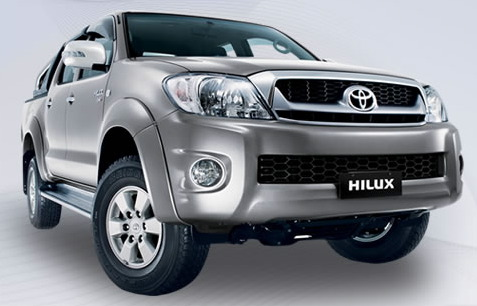 Soni is source for Toyota Hilux Vigo 2010 2009 and Toyota Fortuner 2010 2009