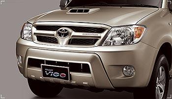 2012 Toyota Hilux Vigo 4x4